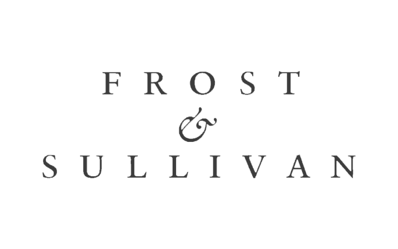 Frost & Sulivan Logo - Kudelski Security Accolades