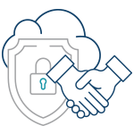 Cloud Security - Service Icon